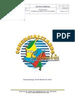 Presentacion Comercializadora y Multiservicios Colombia Bucaramanga