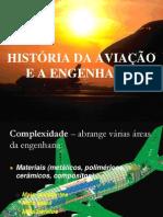 HISTÓRIA DA AVIAÇÃO E A ENGENHARIA