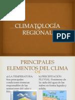 Climatologia Regional Diapositiva