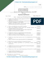 System Software Jul 2007 Old
