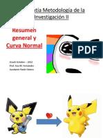 Clase Curva Normal