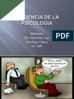 La Ciencia de La Psicologia