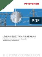 Lineas Electricas Aereas