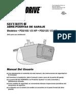 Power Drive - Abre Puerta de Garaje