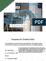 ChE 462 Diaphragm Control Valves