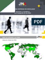 Presentacion IFRS Para PYMES -JM y GM 17-10-2012