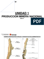Guia 01 - Produccion Minera Nacional