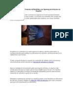 Importancia de la Creación de Backlinks con Spinning de Artículos en Español