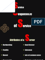 Sequence of Service and Upselling Skills (2)