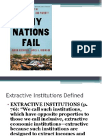 1Notes on Why nations fail &related debates