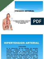 Hiprtencion Arterial