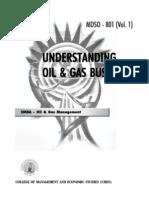 Understanding O&G-MDSO 801 (1st Vol)