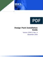 Design Pack Installation