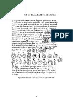 Alfabeto de Landa y Silabario