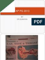AP PG 2013