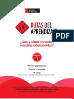 Fasciculo Secundaria Matematica VII