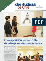 Boletín Informativo N° 24 del Poder Judicial