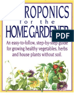 Hydroponics for the Home Gardener
