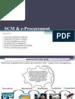 SCM & E-Procurement