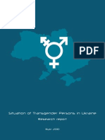 Situation of transgender persons in Ukraine (EN)