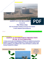 LNG Regasification Safety