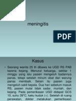 Pleno Meningitis