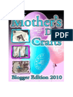 Mothers Day Crafts Blogger Edition 2010