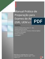 Capa de Manual de Historia Donalde Marcelino S.P.