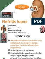 Referat Nefritis Lupus