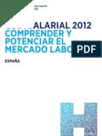 Salarios Hays 2012