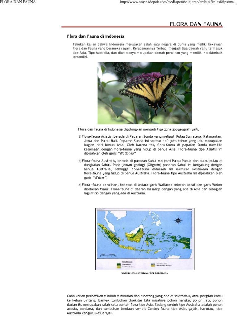 Flora Dan Fauna 2
