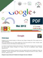 GuideGooglePlus_EspaceMultimedia_mai2012