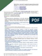 OG 43 - 1997 Privind Regimul Drumurilor Act La Data 21 01 2013