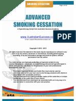 Advanced Smoking Cessation Hypnosis Script
