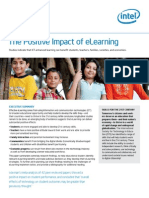 Positive Benefits of eLearning Whitepaper
