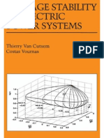 Voltage Stability of Electric Power Systems.pdf