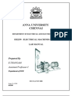 ELECTRICAL MACHINES I LAB MANUAL.doc