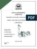 ELECTRICAL MACHINES I LAB MANUAL.doc