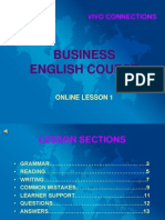 Bec Ui Online Lesson 1
