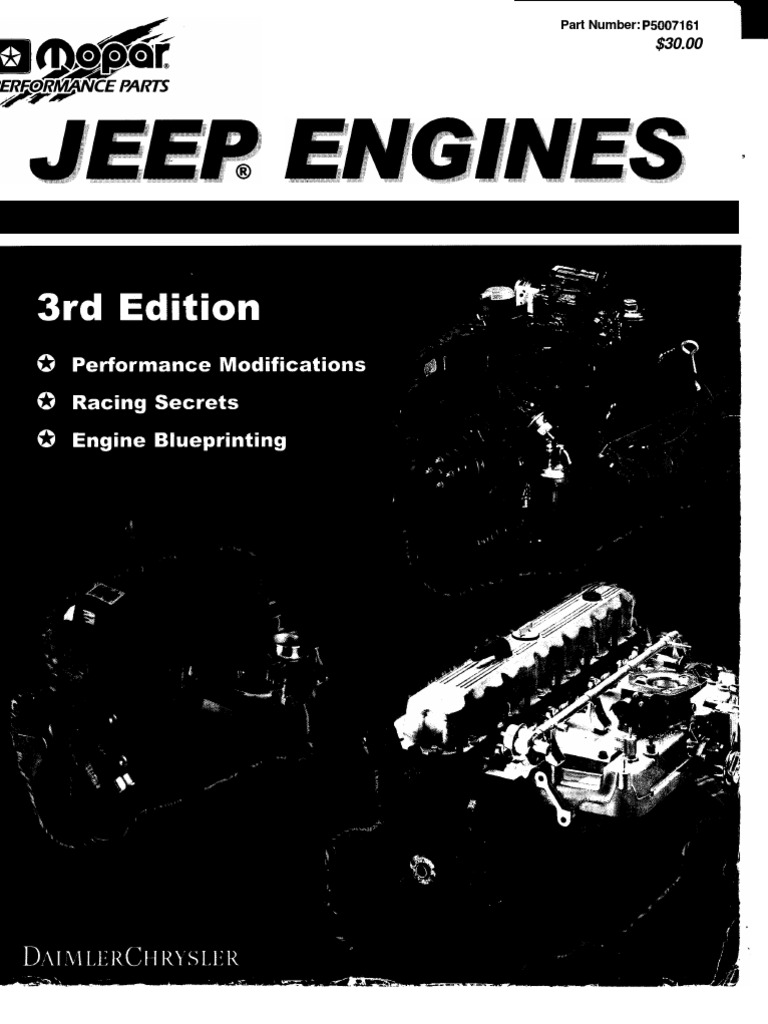 Jeep Engines Distributor Cylinder Engine Cj7 Clock Wiring