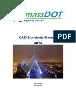 MassDOT CAD Standards r2