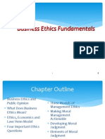 Business Ethics- Fundamentals