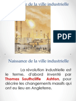 Naissance de La Ville Industrielle