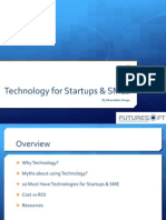 Technology for Startups & SMEs