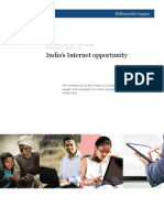 India's Internet opportunity