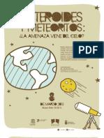Asteroides y meteoritos