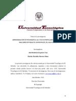 Aproximacion Etnografica en Izalco