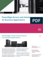 Poweredge Workloads Brochure