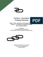 Farmers Assoc Training Final