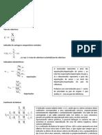 Formulas de Comercio